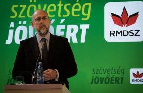 Kelemen Hunor reméli, meg tudja gyõzni a román szavazókat is, hogy rá szavazzanak