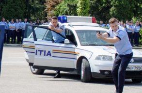Vrancea megye: szombat este elfogták a péntek délután megszökött elítéltet, miután rátámadt valakire