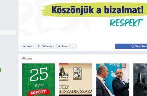 Törlik a bíráló kommenteket az RMDSZ Facebookjáról? Hegedüs szerint nem