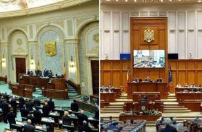 Õket választotta a PNL a szenátus és a képviselõház élére