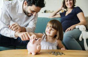 2020-tól az inflációnak megfelelõ mértékben nõ a gyermekpénz