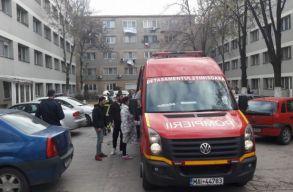Temesvári tragédia: újabb személyek hívták a mentõket rosszullét miatt