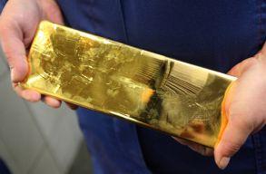 Johannis visszaküldte az aranytartalék külföldi tárolását korlátozó törvényt