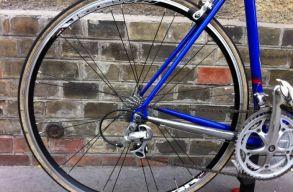 Ha a képviselõház is elfogadja ezt a törvényt, akkor sokkal könnyebb lesz a köztéri kerékpárparkolás