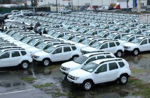 Dacia Dustereket kapnak a rendõrök