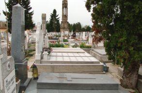 Emberi maradványokra bukkantak egy temesvári temetõ közelében