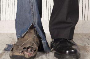 A bolgároknál és a szerbeknél is könnyebben lehet kitörni a szegénységbõl, mint nálunk