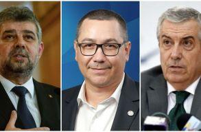 Ciolacu, Ponta és Tãriceanu is kéri a Nép Ügyvédjétõl, támadja meg a választási törvényt módosítását