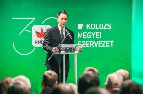 Harmincadik születésnapját ünnepelte az RMDSZ Kolozs megyei szervezete