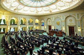 A szenátus elutasította az elõre hozott választásokról szóló sürgõsségi kormányrendeletet