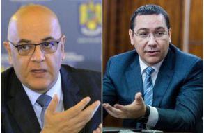 Ponta szerint Raed Arafatot kellene megbízni egy szakértõi kormány alakításával
