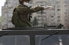 A 7-es számú katonai rendelet vesztegzár alá helyezi Țãndãrei települést