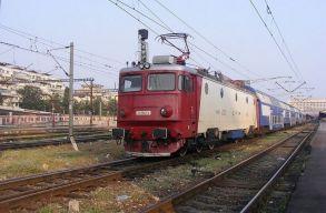 Jelentés: a romániai vonatok átlagsebessége 68,86 km/h