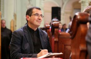 Székely segédpüspöke lesz a Gyulafehérvári Fõegyházmegyének