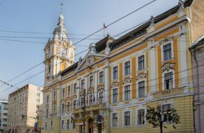 Újabb koronavírus-fertõzött a kolozsvári polgármesteri hivatalban