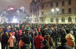 Augusztus 10-i tüntetés: újraindul a nyomozás a csendõrségi vezetõk ellen