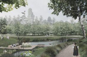 Elkészültek a kolozsvári Vasutaspark felújításának a tervei