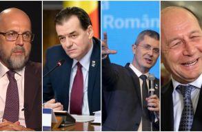 Orban: az USR, PMP és RMDSZ jöhet számításba a parlamenti többség kialakításakor