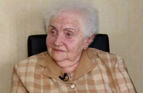 Tudtad, hogy a Polidint is - többek közt - egy nõ fejlesztette ki? Interjú a 93 éves Sylvia Hoișievel