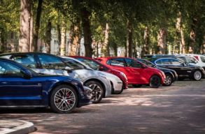 70-szer fizettették ki a parkolási díjat egy sofõrrel Craiován, egy óra 35 eurójába került
