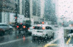 ANM: szombat reggelig országszerte nagy mennyiségû csapadékra és erõs szélre lehet számítani