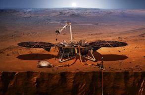 Sikeresen landolt a Marson az InSight ûrszonda