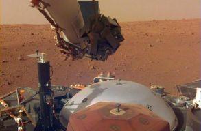 Ilyen hangja van a Marson fújó szélnek