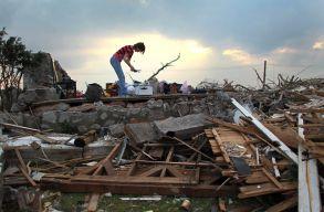 WMO: a szélsõséges idõjárás miatt tavaly 2 millió embernek kellett elhagynia az otthonát