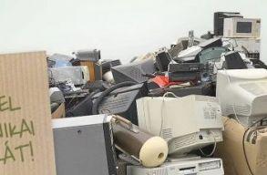 Szombaton elektromos hulladékgyûjtési akciót tartanak Székelyudvarhelyen