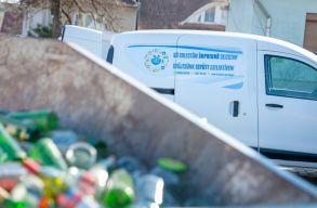 Egyre több szelektív hulladékot gyûjt össze a TEGA Kovászna megyében