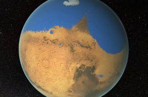 Rájöttek, hogy hova tûnt a Marsról a víz