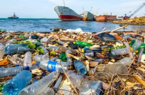 Több mint ezerötszáz tonna mûanyag jut évente a Dunából a tengerbe
