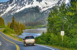 Minden eddiginél melegebb volt az alaszkai nyár