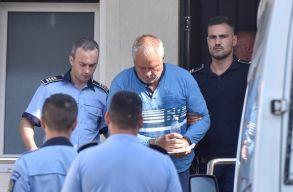 A DIICOT kihallgatja Gheorghe Dincã feleségét