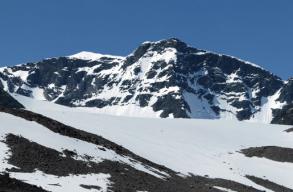 Már nem a Kebnekaise déli csúcsa Svédország legmagasabb pontja