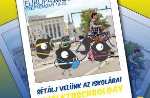 Sepsiszentgyörgyön így ünneplik az Európai Mobilitási Hetet