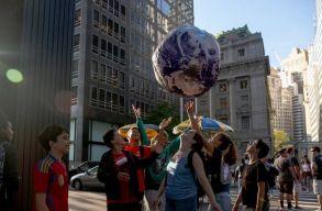 ENSZ-klímacsúcs: a felmelegedést jórészt mi okozzuk, de jelentõsen korlátozhatjuk