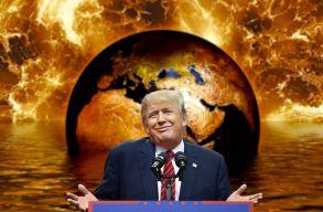 Elkezdõdött az USA kilépése a párizsi klímaegyezménybõl