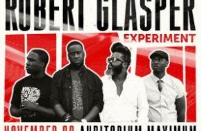 A Robert Glasper Experiment koncertezik kedden Kolozsváron