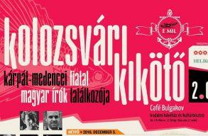 Kolozsvári Kikötõ 2.0: jön a Kárpát-medencei fiatal magyar írók találkozója