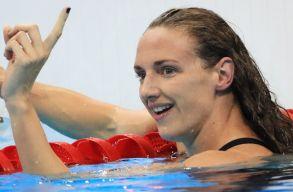 Két érmet nyert Hosszú Katinka az úszók rövidpályás világbajnokságának nyitónapján