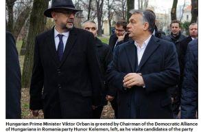 Orbán szatmári látogatása bejárta a nemzetközi sajtót