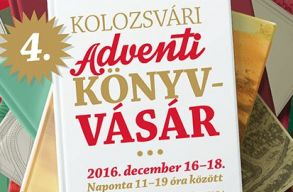Elkezdõdött a negyedik Adventi Könyvvásár: nyerj velünk egy 140 lejes könyvcsomagot!