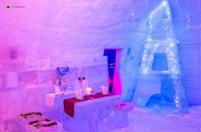 Nyitás elõtt lefoglalták a Bâlea-tavi jéghotel összes szobáját