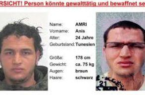 Megtalálták a berlini merénylet gyanúsítottjának ujjlenyomatát a kamionon