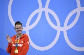 Hosszú Katinka a harmadik legjobb európai sportoló