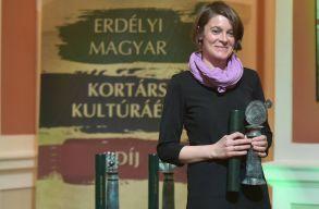 Márton Evelin, Berszán Zsolt és Csíky Boldizsár Tamás kapott idén kortárs kultúráért díjat