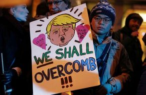 Trump a tüntetésekrõl: ezek az emberek miért nem szavaztak?