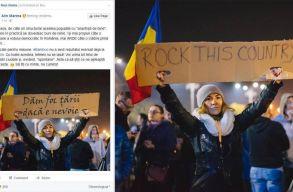 Johannis gyújtotta fel a bukaresti klubot, fizetett kutyák tüntettek: meredek sztorik a hétvégérõl