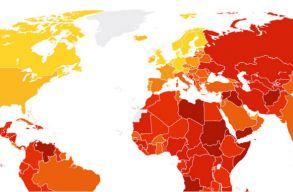 Korruptabb a világ, mint egy évvel ezelõtt